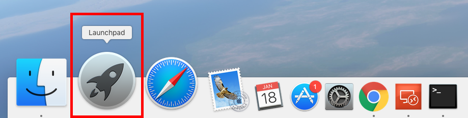Mac Launchpad