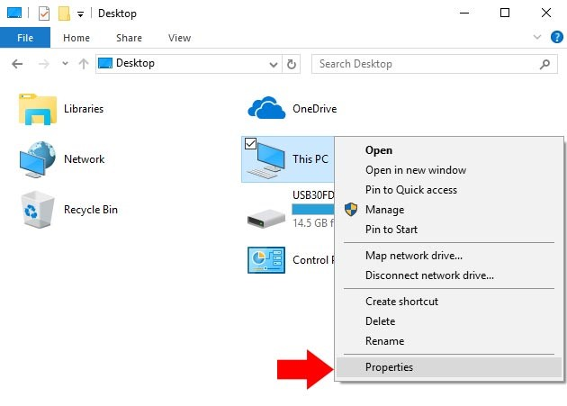 Windows File Explorer Screenshot
