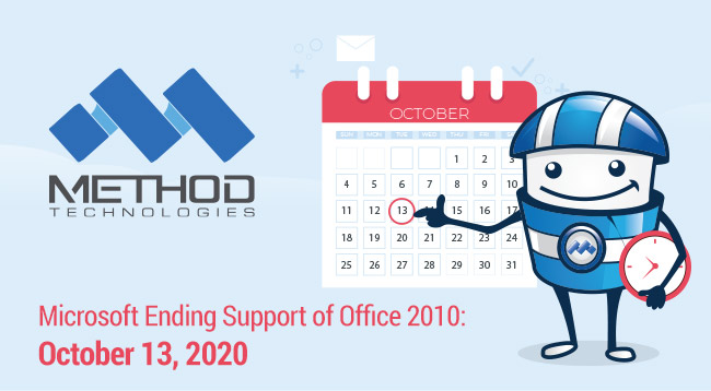 Office 2010 End of Support Notice