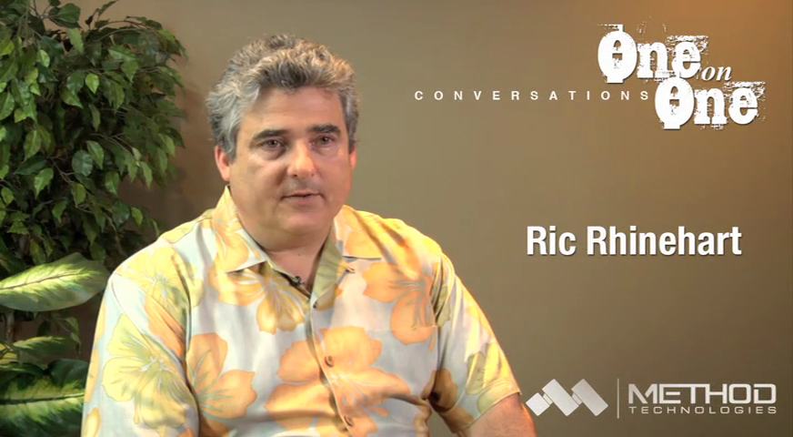 Ric Rhinehart - Executive Director, SCAA